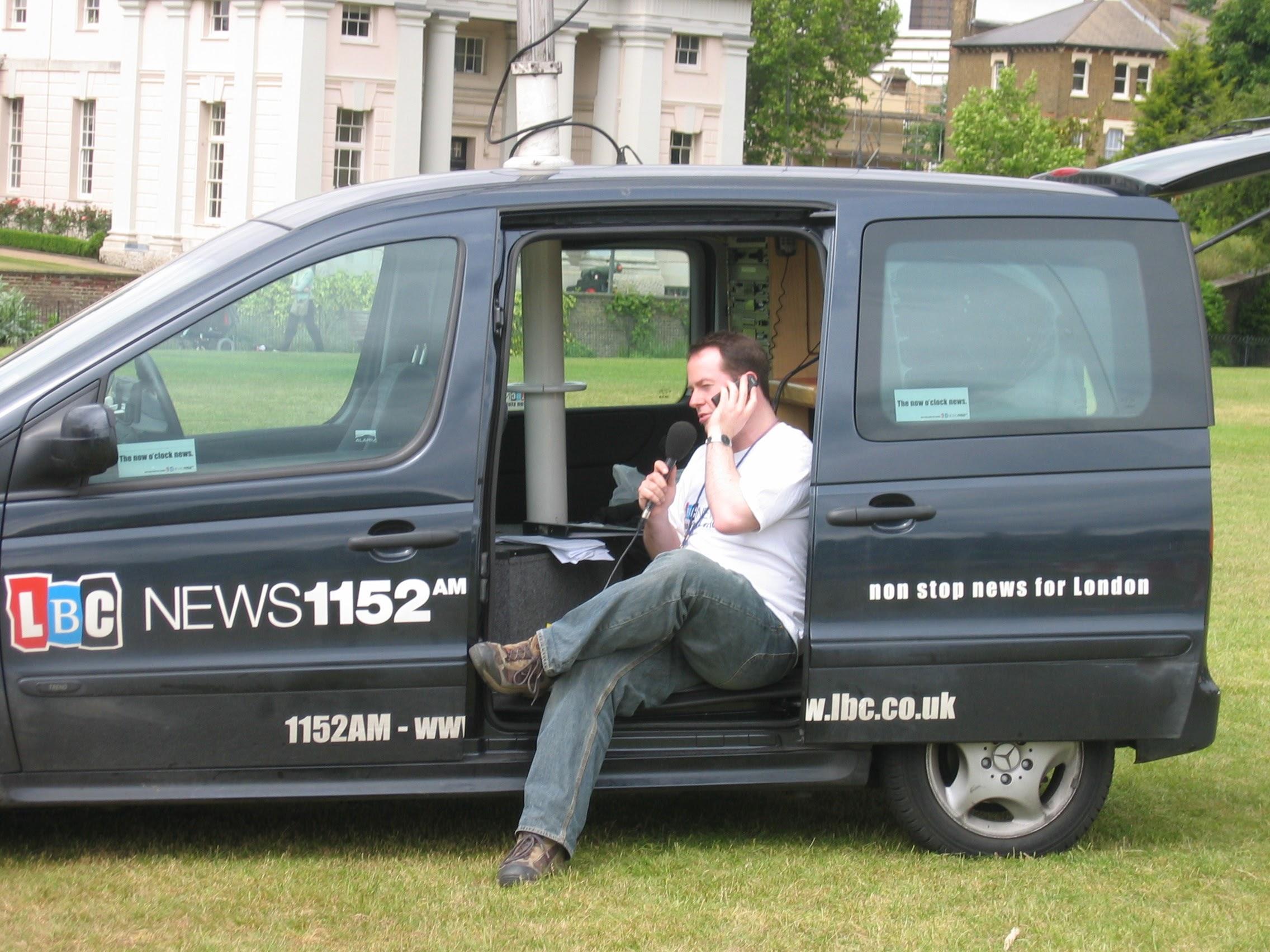 Richard Midson LBC News 1152